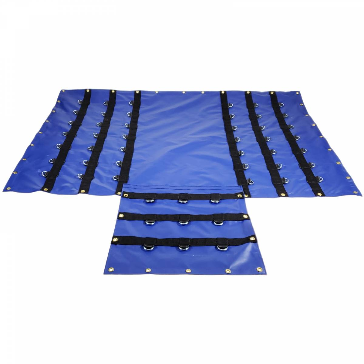 24 X 17 3 Quot Vinyl Lumber Tarp With Flap For Flatbed Truck