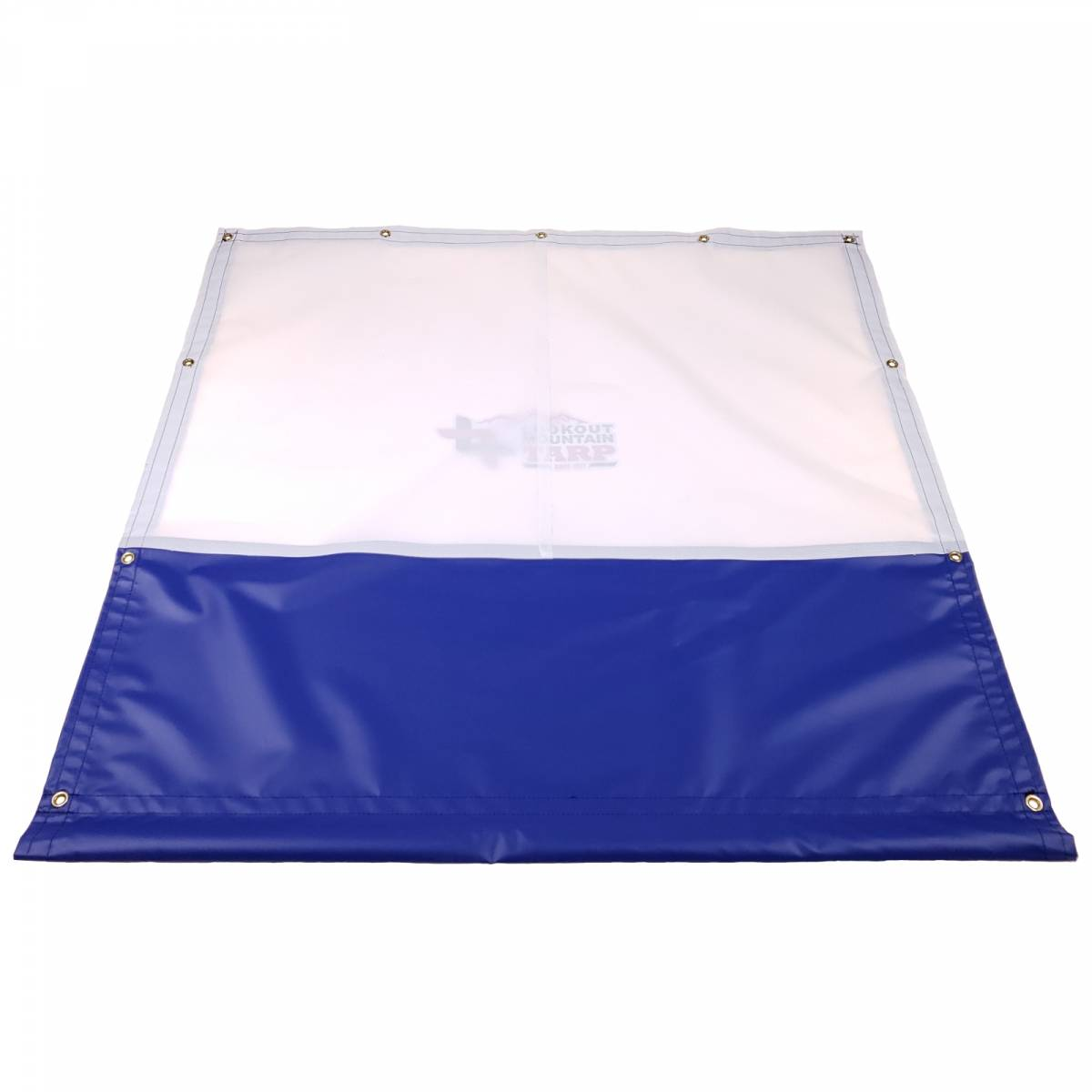 Custom Size Gym Basketball Court Curtain Divider Tarp