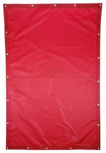 Lookout Mountain Tarp - Custom Rectangle Shaped Tarp Cover - 18oz Solid Vinyl Coated Polyester