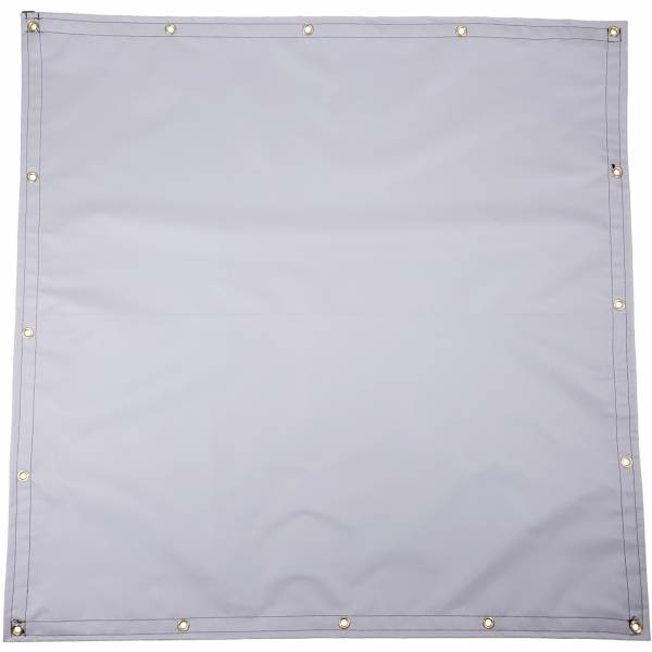 Custom Square Shaped Tarp Cover - 22oz Solid Vinyl Coated Polyester