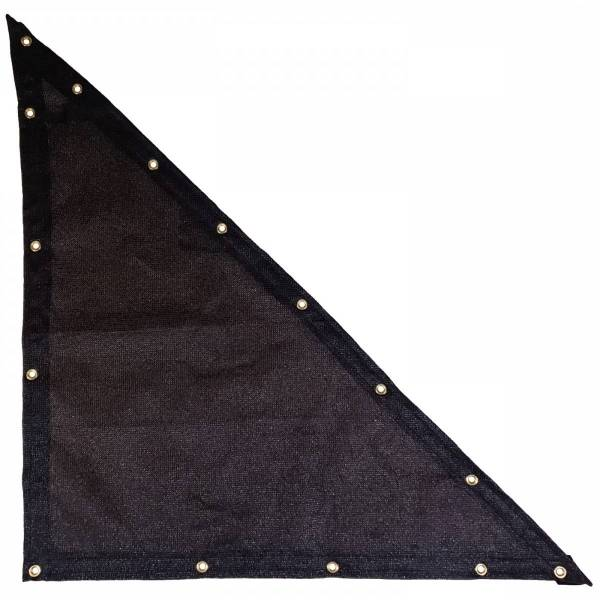 Custom-Right-Triangle-Shaped-Tarp-Cover-9-5oz-Knitted-Mesh-95%-Solid