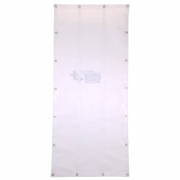 Custom Size Stadium Weighted Cross-Over Track Protector Tarp Cover