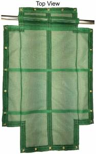 11oz-flip-tarp-vinyl-coated-open-mesh-flaps-top-view