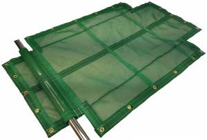 11oz-flip-tarp-vinyl-coated-open-mesh-flaps-side-view