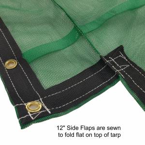 11oz-flip-tarp-vinyl-coated-open-mesh-flaps-seam