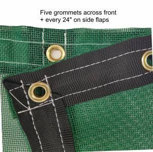 11oz-flip-tarp-vinyl-coated-open-mesh-flaps-grommet