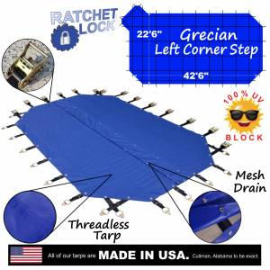 226-426-ratchet-lock-safety-cover-tarp-for-206-406-grecian-pool-left-corner-step-ad