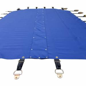 226-426-ratchet-lock-safety-cover-tarp-for-206-406-grecian-pool-left-corner-step-drain