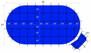 20-38-ratchet-lock-safety-covertarp-for-18-36-in-ground-oval-pool-offset-step-blue