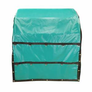 Coil-Bag-Truck-Tarp-with-Chain-Flaps-across