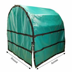 Coil-Bag-Truck-Tarp-with-Chain-Flaps-corner-view-ad