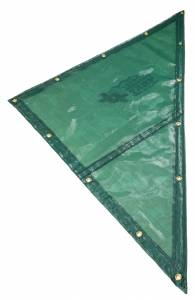 TR4.1-Custom-Triangle-Shaped-Tarp-Cover-4.1oz-closed-mesh-green