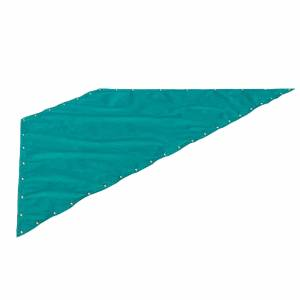 Baseball-Batting-Practice-Trapezoid-Shaped-Infield-Turf-Protection-Cover-Tarp