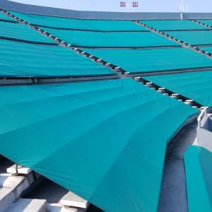 Custom Size Stadium Field Row Section Seat Cover Tarps
