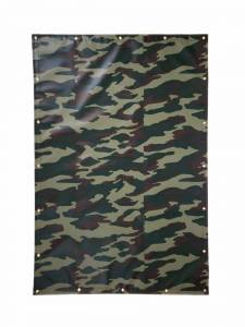 Custom-Rectangle-Shaped-Tarp-Cover-18oz-Solid-Vinyl-Coated-Polyester-Camo